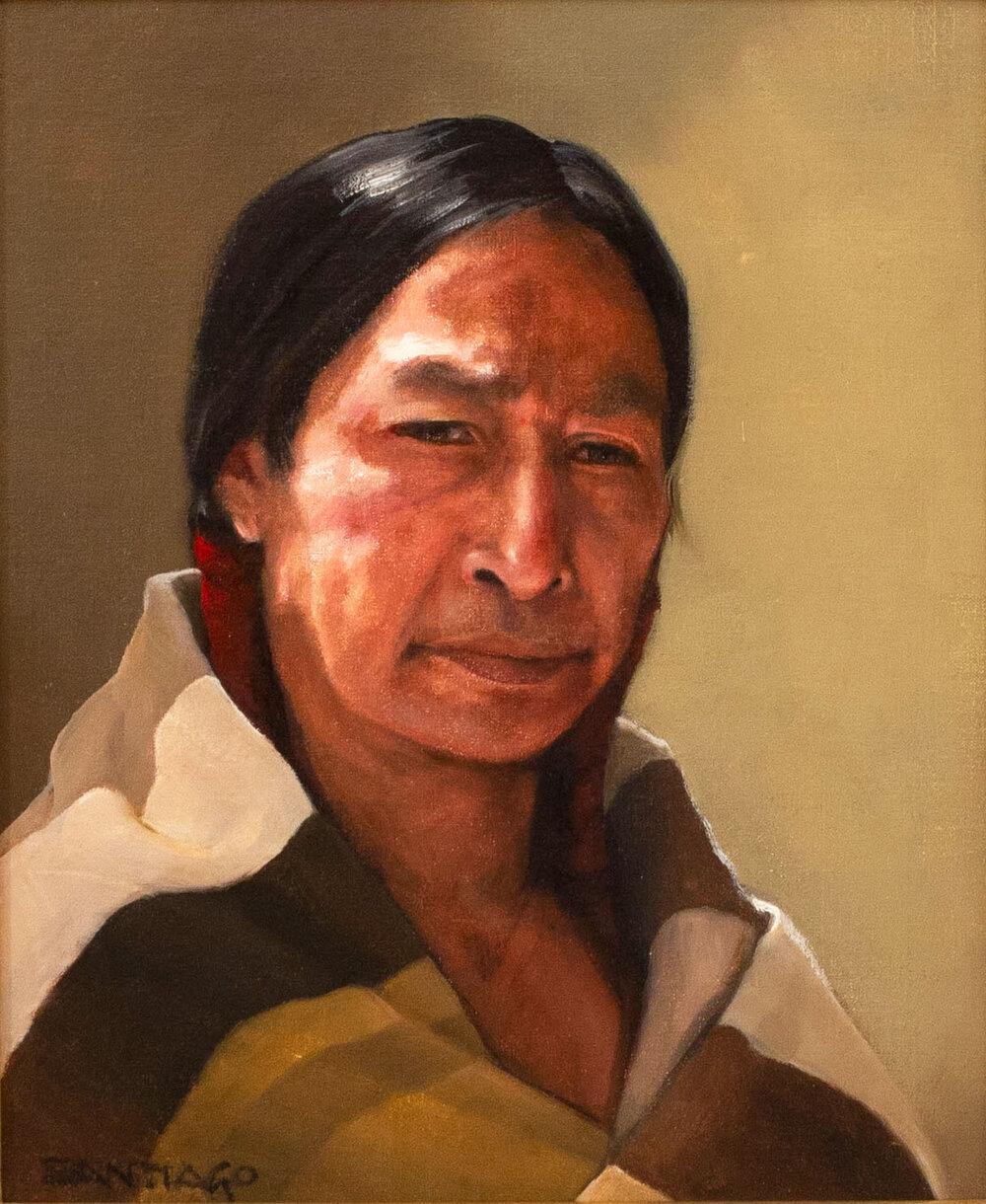 Man from Zuni