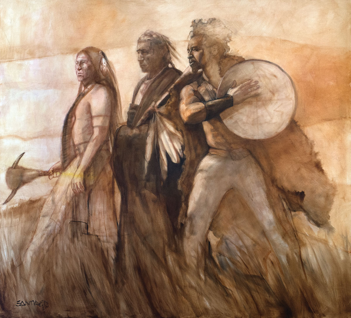 Warriors Prophets Artists - The Path of Heart